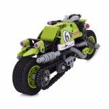 ハイジャンプ-オートバイの発育阻害のライダーのブロック