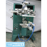 Машина принтера экрана цилиндра TM-400e для круглой бутылки кружки ведра краски предметов