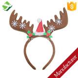 크리스마스 참신 순록 가지진 뿔 머리띠 축제 당 공상 복장 머리띠