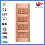 Кожа двери Veneer вишни прессформы HDF твердая (JHK-011)