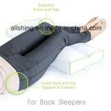 Coussin de genou - un choix idéal pour la hanche, de l'arrière, de la jambe, douleur au genou, Traverses latérales