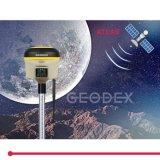 Sistema de medición GPS RTK Atlas con precisión de la Cm.