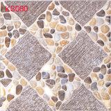 300X300mm標準的なデザイン石の一見の正方形の陶磁器の床タイルデザイン