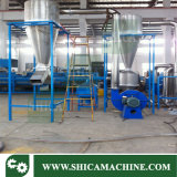 500kg grosse Plasic horizontale Mischmaschine