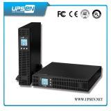 UPS de montaje en bastidor montado mucho tiempo de backup de salida de onda sinusoidal pura