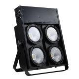 4 van het LEIDENE van de MAÏSKOLF van ogen 100W Licht van het Publiek van het PARI Stadium van DMX het Warme Witte