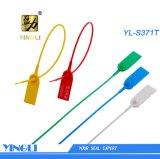 Feste Plastiksicherheits-Dichtung mit Metaleinlage (YL-S371T) ziehen