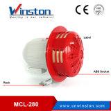 Sirène à moteur d'alarme Mcl-280 220VAC