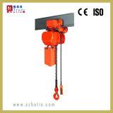 Gru Chain elettrica dell'altezza libera bassa limitata di sovraccarico di 1 tonnellata