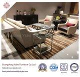 Hotel moderno de muebles para Salón Three-Seat sofá (6961C)