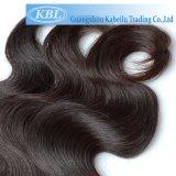 Cheveux humains brésiliens non transformés de Kbl