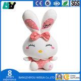 Les plus défunts jouets de peluche de lapin de type