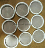 de Ceramische Ringen van het Zirconiumdioxyde van 90*110*12mm Zro2 voor de Printer van het Stootkussen