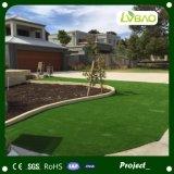 Трава синтетической лужайки дерновины синтетическая для украшения ландшафта