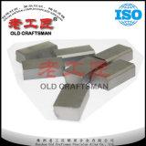 Outil cimenté de grattement rotatoire de foret de Carbie de tungstène