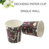 Tazza di carta isolata 6oz all'ingrosso del tè di Anqing