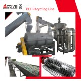 To Active bend Capacity plastic Bottle which-hung LINE Pet recycling Machine