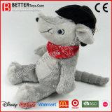 Brinquedos macios animais enchidos En71 do rato do luxuoso do brinquedo do rato