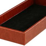Pièce de monnaie commémoratives en bois un emballage cadeau Box