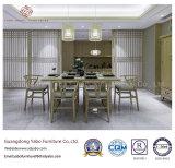 Muebles de la barra de la alta calidad fijados con la combinación de la silla de la tela (YB-R-13-1)