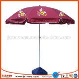 Parapluies extérieurs bon marché promotionnels de restaurant