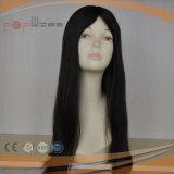 가득 차있는 Virgin Remy 머리 유태인 실크 최고 여자 머리 피스 (PPG-l-01855)