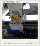CNC 세륨 증명서 물 분출 절단기 미사일구조물 유형
