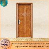Décoration de fantaisie Desheng Entrez porte en bois