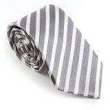 La qualité des hommes 100% cravates en soie tissées (1209-21)