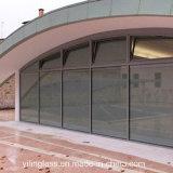 Подкрашиванное серое прокатанное стекло для украшения мебели здания