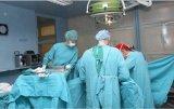 Colle Hot Melt pour les produits médicaux Robe/feuille colle chirurgicale