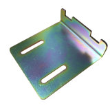 Peça de metal da folha do OEM da tampa do metal de SGCC