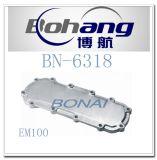 Coperchio posteriore Bn-6318 del coperchio del radiatore dell'olio di Hino Em100 del pezzo di ricambio del motore di Bonai