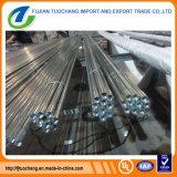 Tubo de acero galvanizado BS4568 Tubo de acero galvanizado