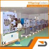 YFSpring Coilers C660 - шесть сервомеханизмы диаметр провода 2,50 - 6,00 мм - пружины с ЧПУ станок намотки