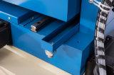 L'asse di rotazione del tornio di CNC va in automobile la mini macchina del metallo dell'incisione