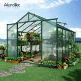 Стеклянным парники конструкции парника парников сада парника полуфабрикат используемые садом для сбывания