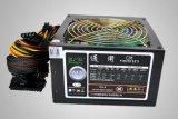 Beschriftete reale Büro-Computer 12V PC Stromversorgung 350W