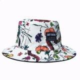 Caçamba de poliéster de impressão completa Hat com Design Customed