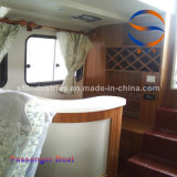 barco de China del taxi del agua del barco de pasajero del 14.28m 40p FRP