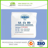 Ximi precio de la calidad del dióxido Titanium de la oferta de la fábrica del grupo el mejor por el kilogramo