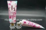 Skincare plástico que empaqueta el tubo suave cosmético con el tapón de tuerca (PPC-ST-022)