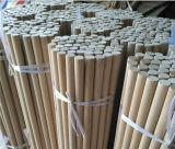 Palillos de madera para la escoba