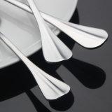 Ensemble amical argenté de vaisselle plate de cuillère de fourche de couteau d'Eco de jeu en plastique de couverts