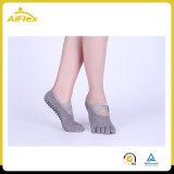 Yoga Pilates Barre-Ballett-Griff-Socken