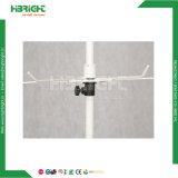 Zinke-Bildschirmanzeige-Spinner des Metalldraht-Kostenzähler-8