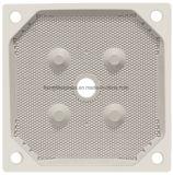 Flying PP haute pression encastrés de plaque de filtre (16 bar)