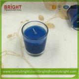 زخرفة شمعة زجاجيّة [فوتيف] يجعل من [هيغقوليتي] بارافين شمع