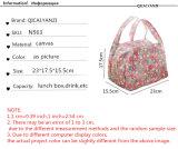 2017 новых цветков коробки хранения мешка мешков обеда изолировали термально Tote Bolsa Termica Lancheira N563 пикника мешка охладителя
