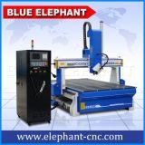 목제 절단을%s 높은 Z 축선을%s 가진 최고 가격 4 축선 3D 조각 CNC 대패 기계